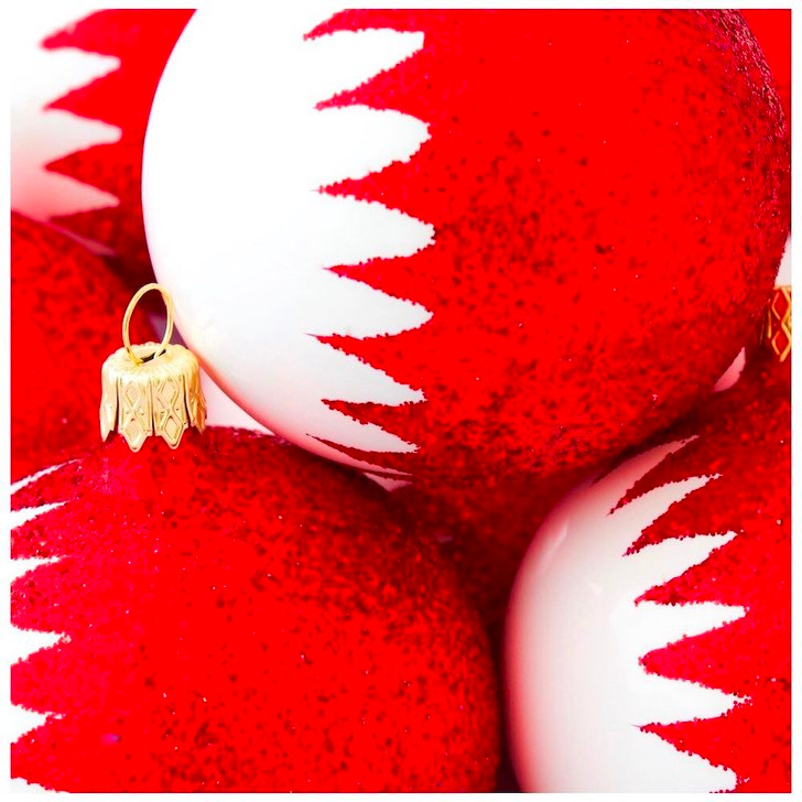 Bahrain Flag Ornament Bullarum