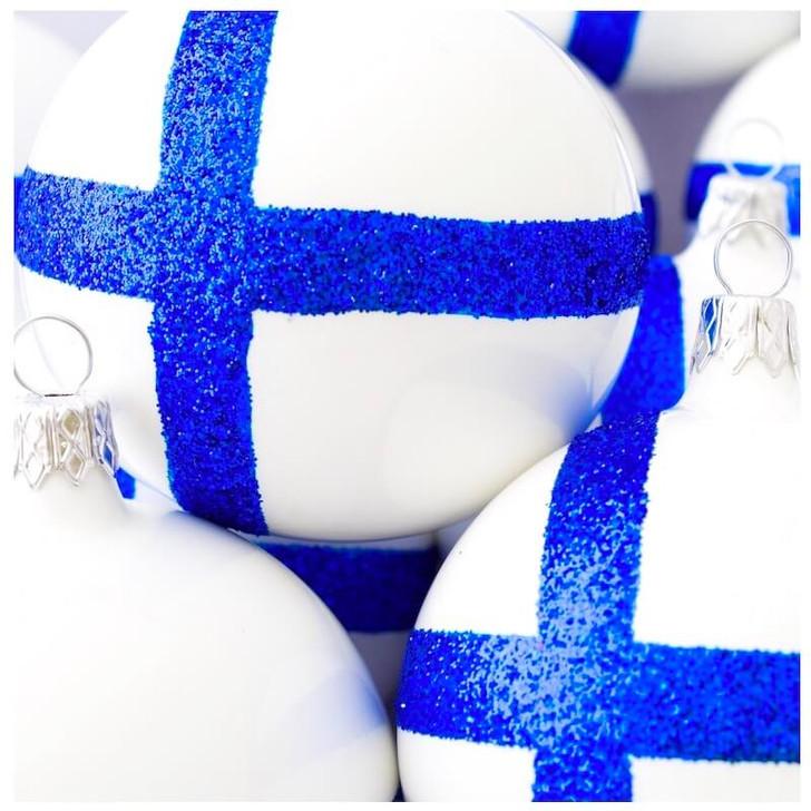 Finland Flag Ornament Bullarum