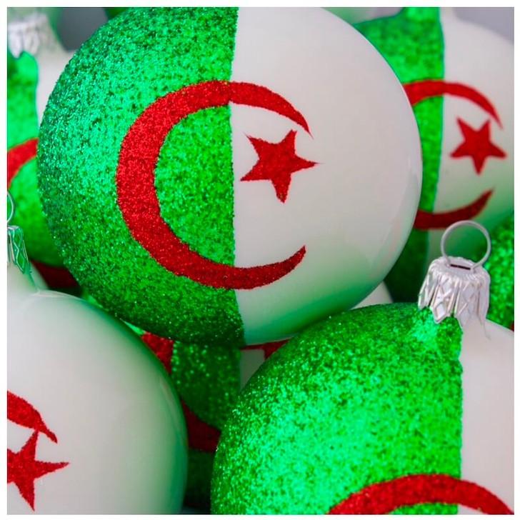 Algeria Glass Ornament Bullarum