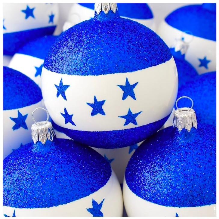 Honduras Flag Ornament Bullarum