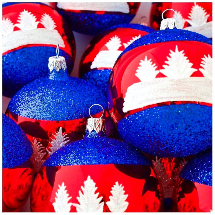 Cambodia Flag Ornament Bullarum