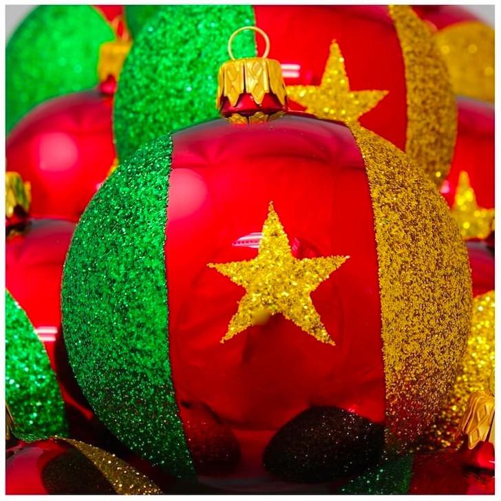 Cameroon Flag Ornament Bullarum