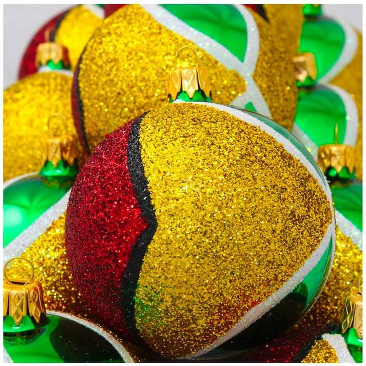 Guyana Flag Ornament Bullarum