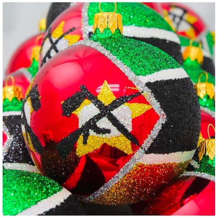 Mozambique Flag Ornament Bullarum
