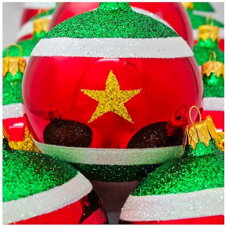 Suriname Flag Ornament Bullarum