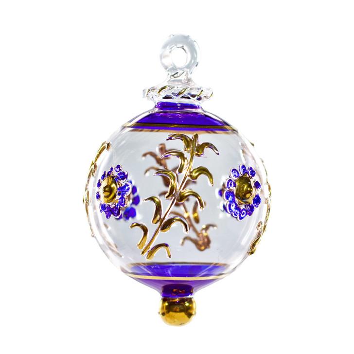 Jewel Ornament Blue