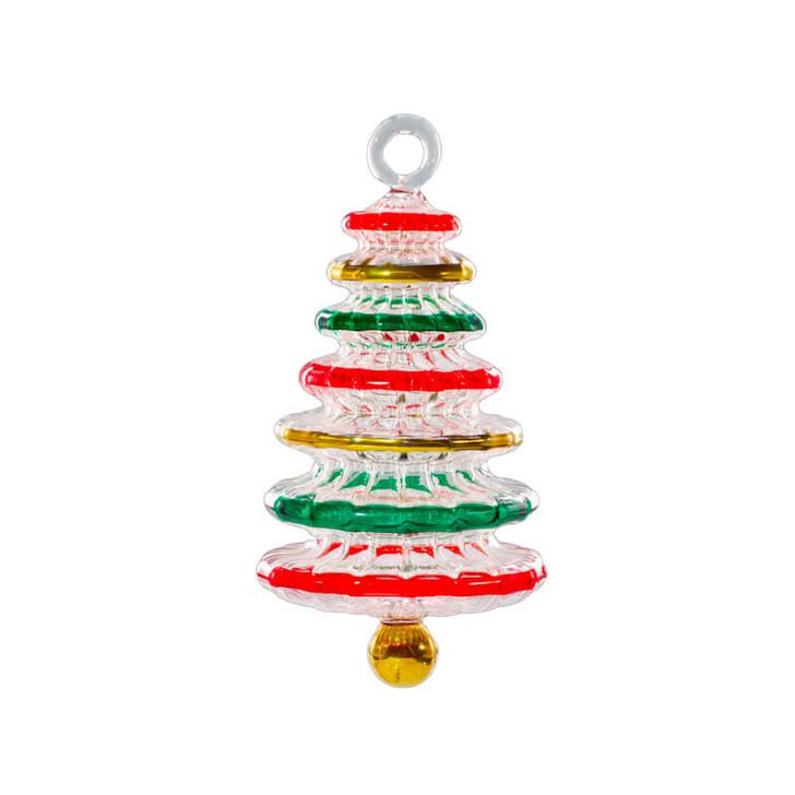 Festive Tree Figurine