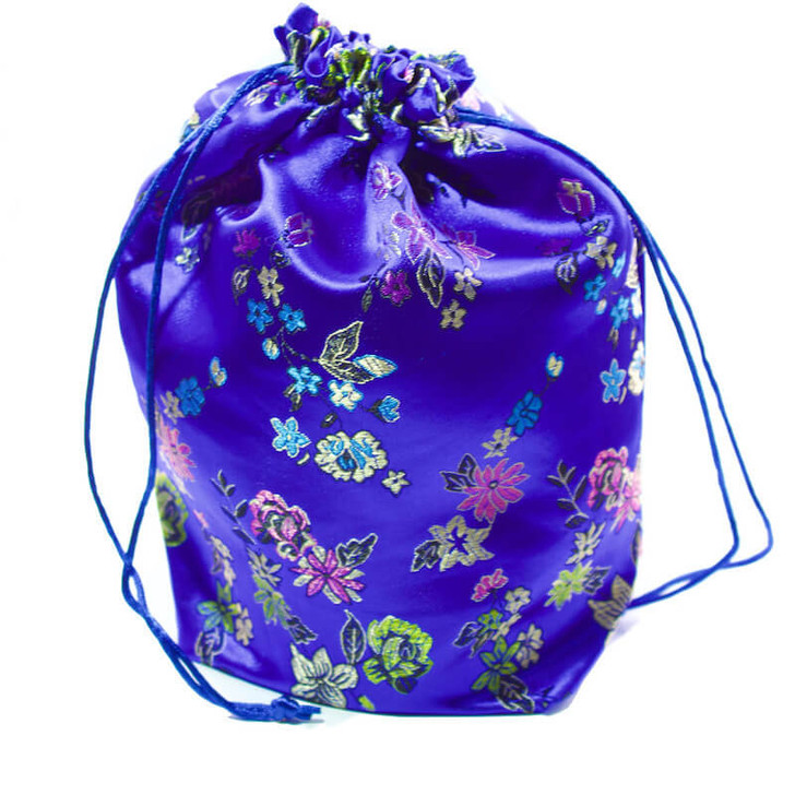 Brocade Gift Pouch