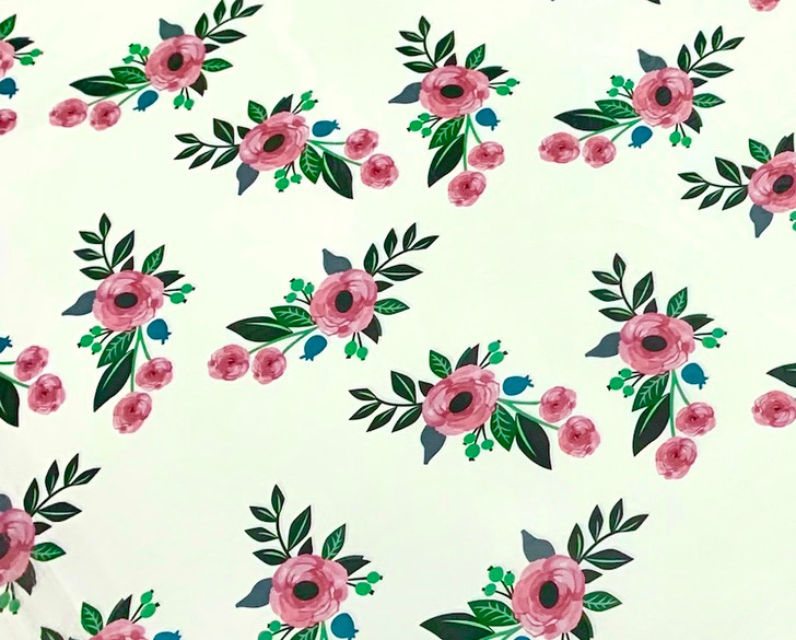 Gift Wrapping Paper - Flowers
