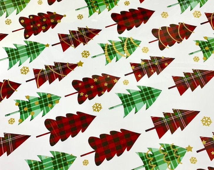 Gift Wrapping Paper - Winter Feel