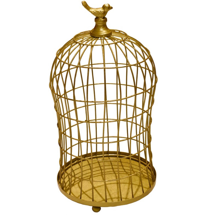 Metal Display Birdcage