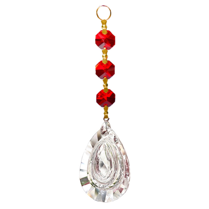 Suncatchers -  Red Bubble Cut