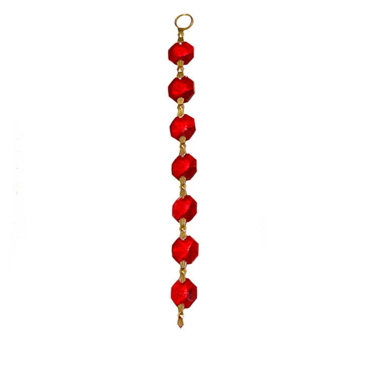 Red Crystal Chain