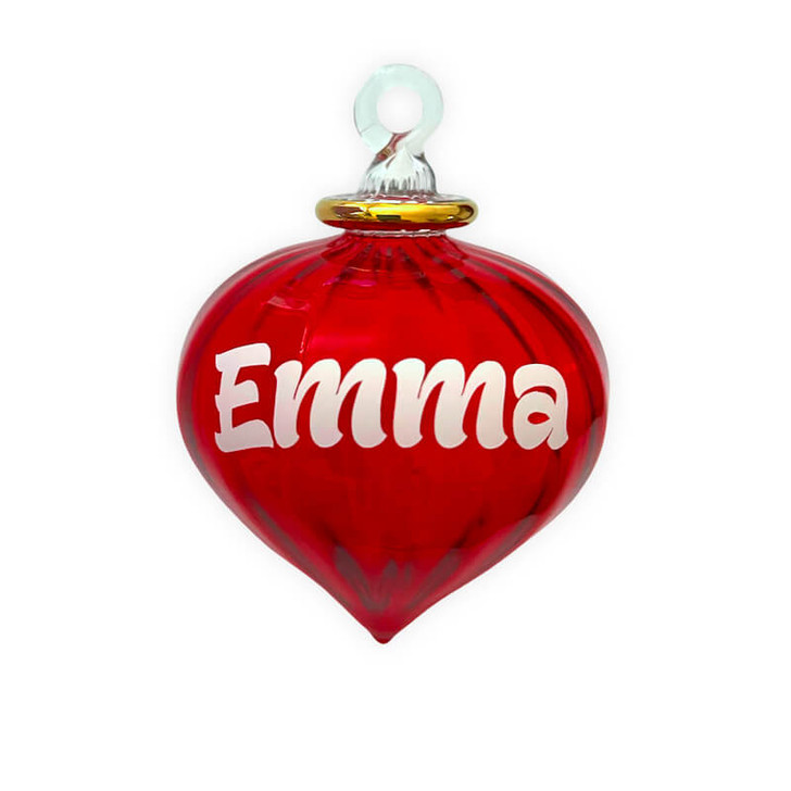 Personalised Ornament with Name