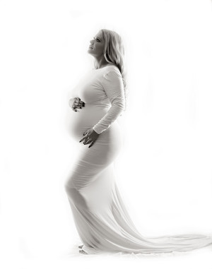 Mommy and Me 3d ultrasound & Maternity Photography Package