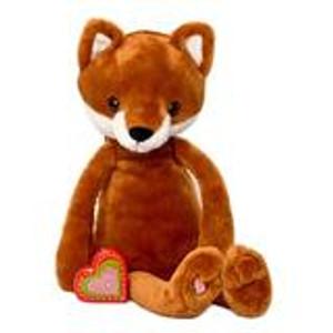 Fox Vintage Heartbeat Animal