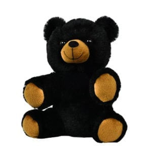 Plush Heartbeat Bear We record your baby's heartbeat and put it inside this little plush animal!