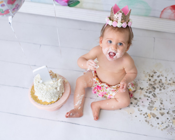 1st Year Cake Smash