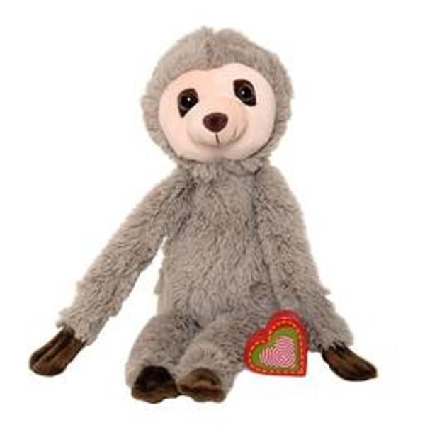 Sloth Vintage Heartbeat Animal