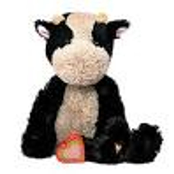 Cow Vintage Heartbeat Animal