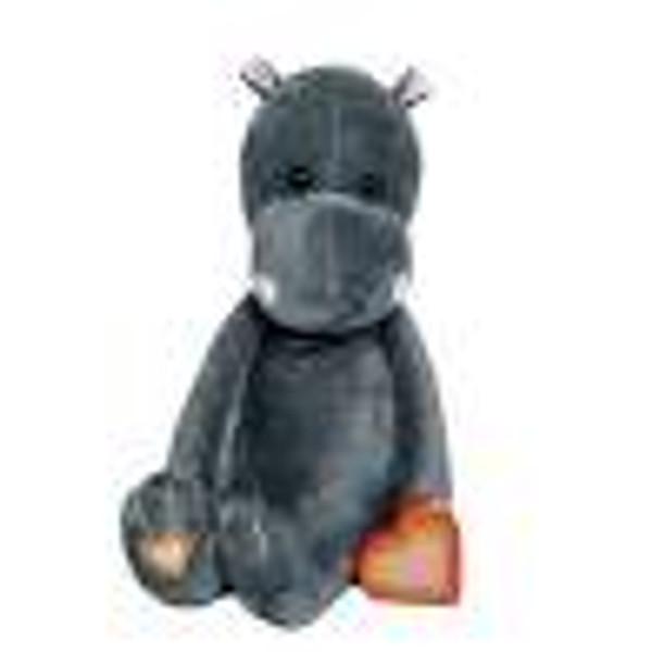 Hippo Vintage Heartbeat Animal