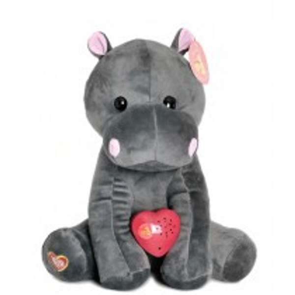 """""""HERITAGE COLLECTION"""" HeartBeat Hippo (regular size)"""