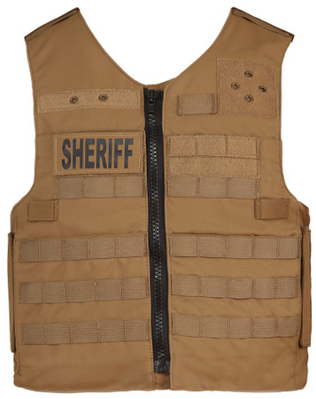 SURVIVAL ARMOR OC ASSAULT PLATE CARRIER
