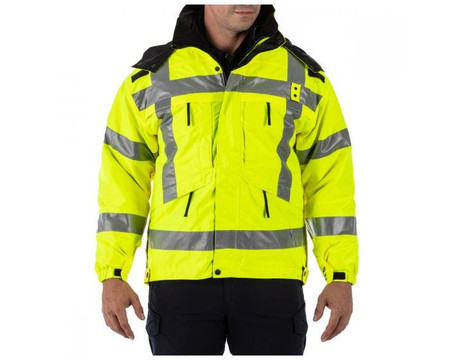 5.11 3-IN-1 REVERSIBLE HIGH-VISIBILITY PARKA