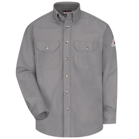 Bulwark FR SLU2 Men's Dress Uniform Shirt - EXCEL FR ComforTouch - 7 oz.