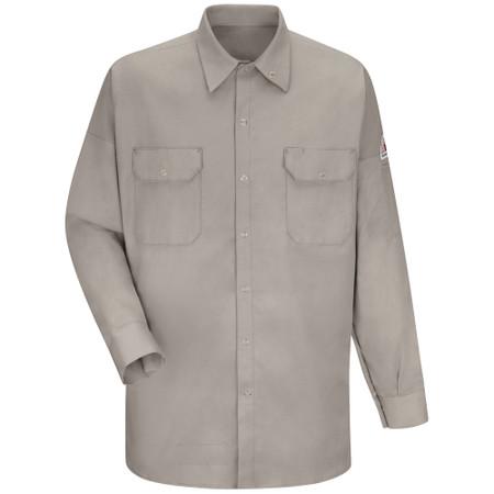 Bulwark FR SWW2SY Welding Work Shirt - EXCEL FR - 7 oz. & Tuffweld - 8.5 oz.