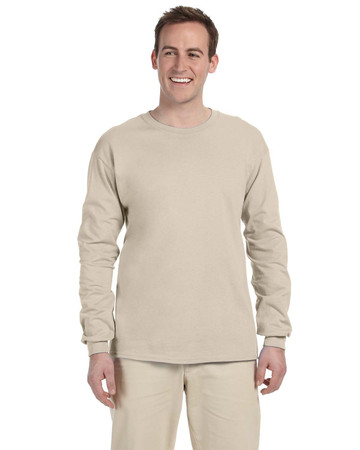 Gildan- Ultra Cotton 100% Cotton Long Sleeve T-Shirt
