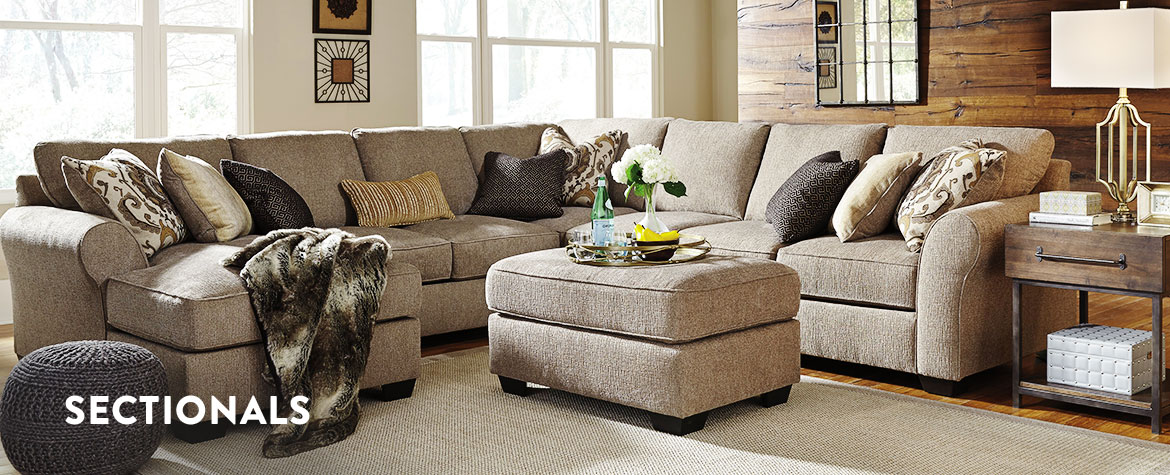 Living Room - Sectionals - Montana\'s Home Furniture