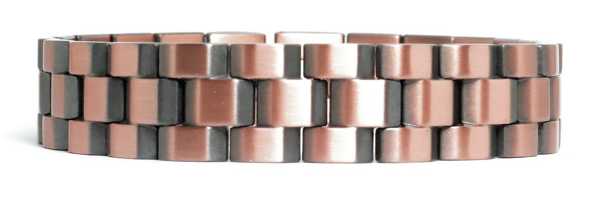 Finally, Solid Copper Magnetic Link Bracelets Are Here!
