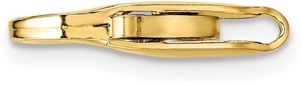 6.1mm 14k Yellow Gold Lightweight Lobster Clasp