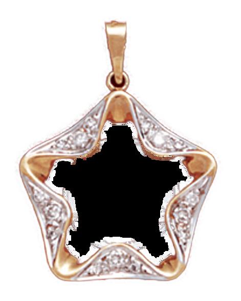 14K Gold  FANCY DIAMOND Bezel - Isle of Man Cat 1/20oz. (Platinium)