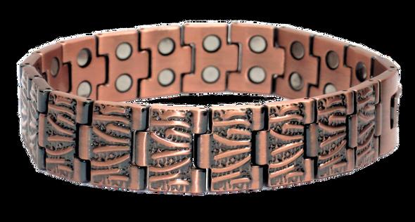 THE BOSS - Solid Copper  magnetic bracelet