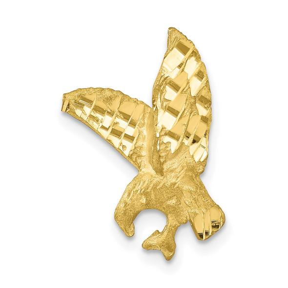 10k Yellow Gold Eagle Charm 10C628