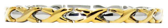 XOXO Stainless Steel Magnetic Bracelet