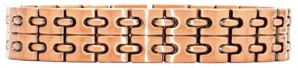 Hampton - Copper  Magnetic Bracelet