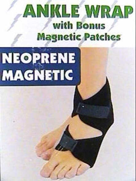 Magnetic Ankle Wrap - w- Bonus Patches