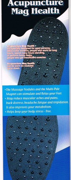 Magnetic Foot Insoles Shoe Inserts