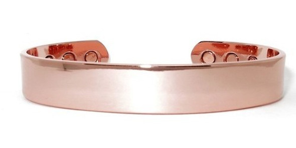 Real Man's Choice Solid Copper - Magnetic  Bracelet