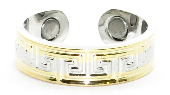 Enigma - Magnetic Therapy Ring (R10)