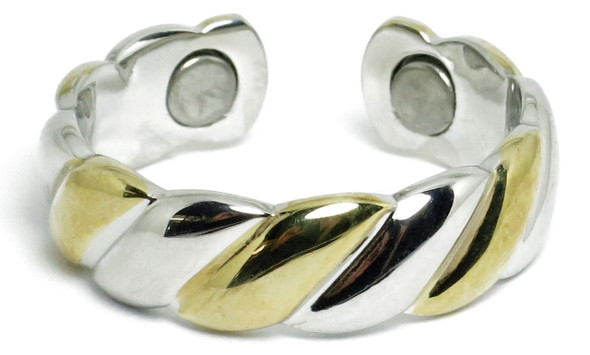 Weave - Magnetic Therapy Ring