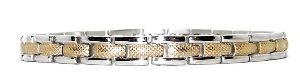 Florence Stainless Steel Magnetic Bracelet