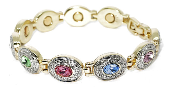 Exquisite Medley - Magnetic Therapy Bracelet