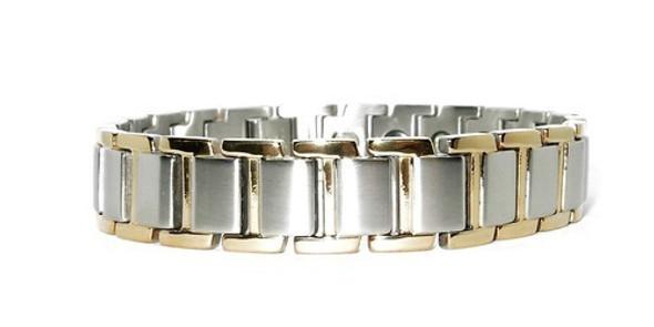 Success - Stainless Steel Magnetic  Bracelet