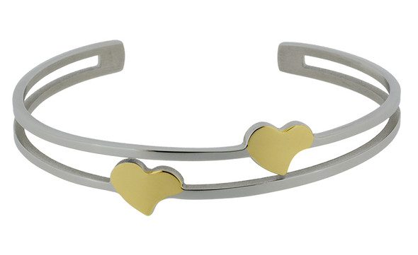 Q-Ray Heart Steel