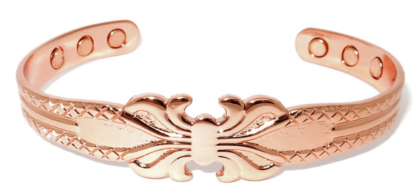 Exciting - Solid Copper magnetic bracelet