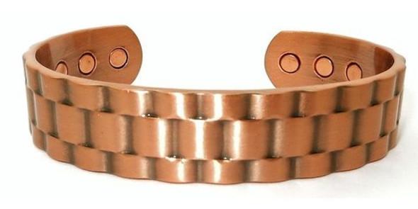 Parade - Solid Copper magnetic bracelet